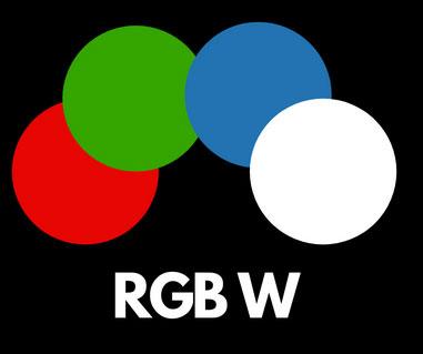 co je to RGBW barevný model