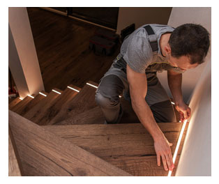 Co je to interiérové osvětlení?