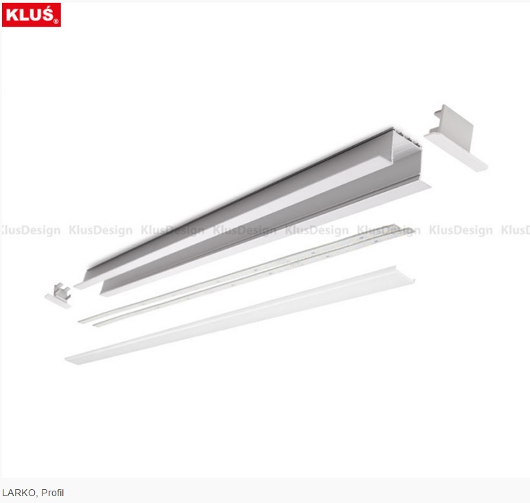 LED profil LARKO  89f5f196ed