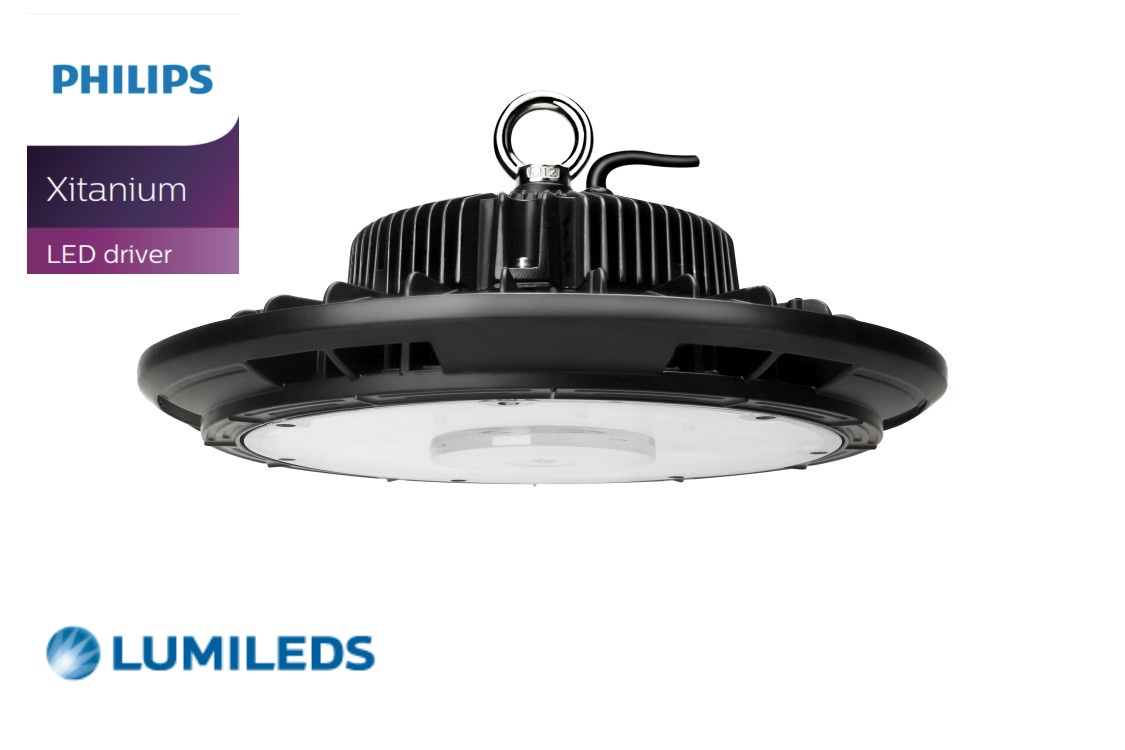 LED svítidlo UFO High Bay | 240W | PHILIPS driver | DIMM 1-10V | záruka 5 let
