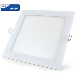 LED panel vestavný Profesional | 12W | 170x170mm | čtverec | SAMSUNG LED | 5 let záruka |