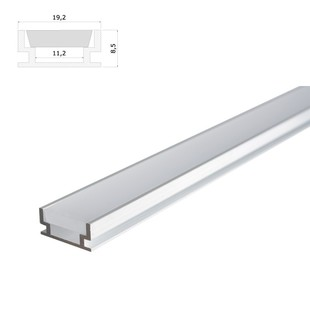 LED profil HR-ALU