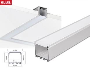 LED profily do sádrokartonu za nízké ceny  4557266d52