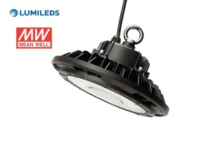 LED svítidlo UFO High Bay | 100W | LUMILEDS LED | Meanwell driver |  záruka 5 let