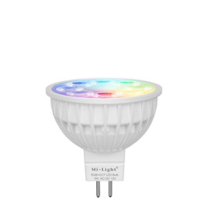Mi-Light LED bodovka RGB+CCT | 4W | MR16 | 12-24V | 280lm